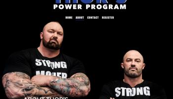 Thor S Power Program Final Review Wynn Strength Health